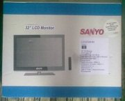 spot sanyo ld32s9hm led tv